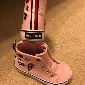 Tommy Hilfiger baby girl shoes